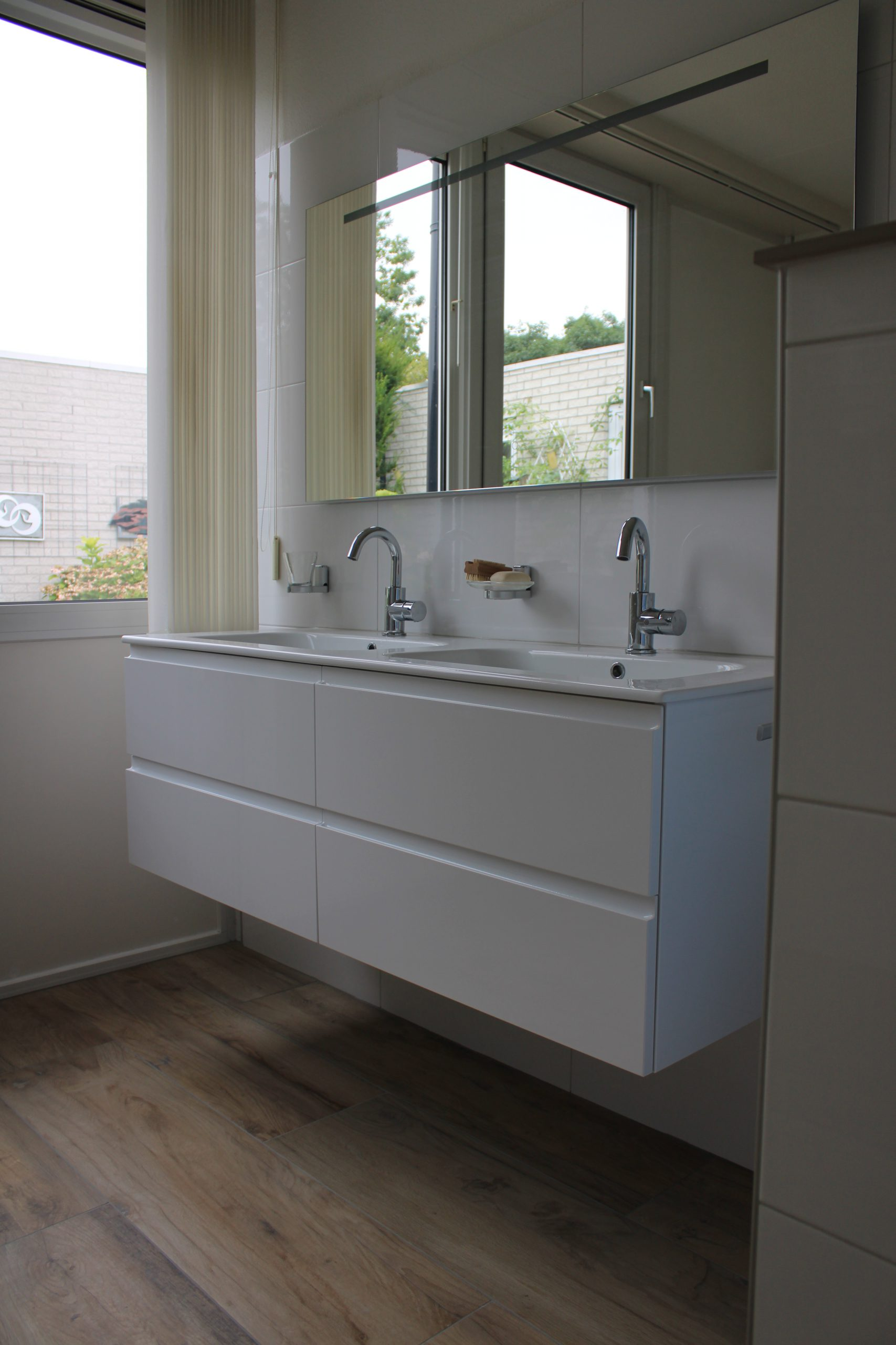 Badkamer Renovatie Dronten Oost Van Benthem Badkamers